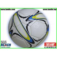China Photo Full Printing Footballs Sizes Soccer Balls Machine Stitched PVC PU TPU Synthetic Leather Soccer Footballs wholesale