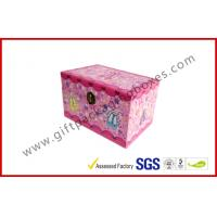 China Customized Gift Packaging Box  Girl Gifts With Lock Dancing Shose Box wholesale