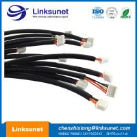 China JST XAP - 04V - 1 Terminal Automotive Wiring Harness Pich 2.5MM 4P UL1007 - 22AWG wholesale