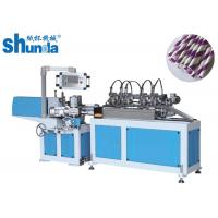 China Biodegradable Paper Made Straw Making Machine For Drinks, High Speed Paper Drinking Straw Machine wholesale