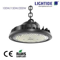 China CE & RoHs UFO LED High Bay Light , 60W, 0-10vdc dim, 5 years warranty wholesale