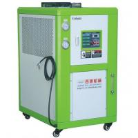 China High / Low Voltage Industrial Cooling Systems Chillers With Motor Overload Protection on sale