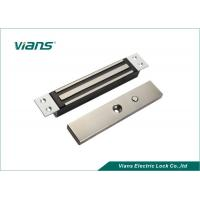 China door status monitored 350lb hidden Electric Magnetic Lock , door electromagnetic lock wholesale