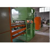 China Reciprocating Type Paper Egg Tray Making Machine , Egg Tray Production Line wholesale