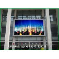 China P4.81 Die - Casting Rental Led Display Video Wall With Effective Images / High Refresh wholesale
