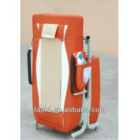 China Portable tourmaline heating massage bed PLD-6018F2 wholesale