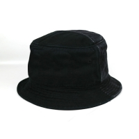 China Custom made  Front Logo Private Label Inside Fisherman Bucket Hats Caps for outdoor activity wholesale