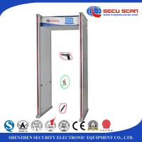 China Walk Through Metal Detector for government building security wholesale