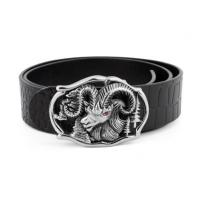China Classic Metal Fashion Accessories Zinc Alloy Decorative Belt Buckles For Men wholesale