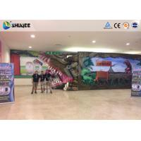 China 6D Mobile theater with whole motion equipment ,more excited and special design wholesale