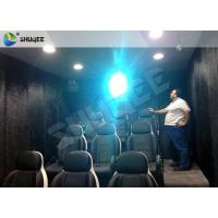 China Electic Simulator System Mobile 5D Theater equipment With 2 Years Warranty wholesale