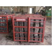China High Chromium Alloy Steel Heat Resistant Castings for Cement mill liner wholesale
