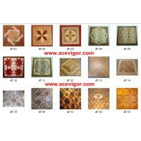 China WOOD Parquet Flooring Tiles wholesale