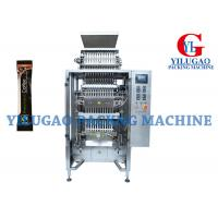 Quality Automatic Salt / Sugar / Granule Stick Multiline Packing Machinery for sale