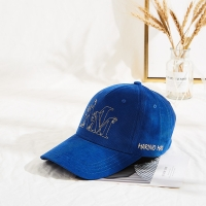 China Customized Corduroy Winter Flat Embroidery Logo Baseball Cap wholesale