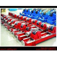 China 80Ton Lead-Screw VFD Control Welding Turning Rolls / Rotators For Cylinder Cycle Seam wholesale