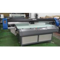 China A Starjet UV Flatbed Printer with Glass Surface to Print Board Material wholesale