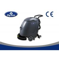 China Dycon FS17F Manual walkbehind  Big openning Blue Floor Scrubber Dryer MachineBlue wholesale