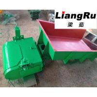 China ElectricMagnetic Grizzly Vibrating Screen Feeder For Sand And Gravel Production Line on sale