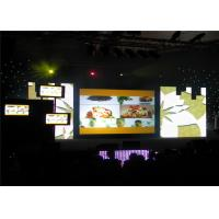China P4 Indoor Full Color Led Display , HD LED Screen For Wedding / Party / Activities Stage wholesale