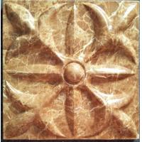 China Fire Retardant Marble Outdoor 3D Wall Covering Hanging 3D Wall Decor Panels wholesale