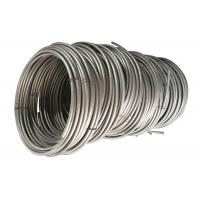 China Nickel Base Alloy Incoloy 800 Wire UNS N08825 For Petrochemical Processing Equipment on sale