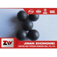 Quality Professional High - Hardness Grinding Balls For Ball Mill On A Discount for sale