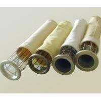 China Nonwoven Fiberglass Filter Bags with Snap wholesale