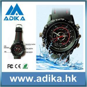 China 4GB Waterproof Watch Camera ADK-W124 wholesale