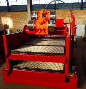 China High capacity Hi-G drying shale shaker used in waste mangement and sludge treatment wholesale