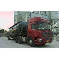 China Bottom Discharge Bulk Cement Truck Semi With Compressor Customized wholesale