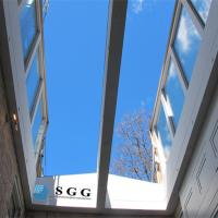 China Excellence quality double glazing insulated glass decorative skylights glass on sale