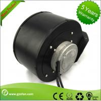 China Equipment Cooling Forward Curved Centrifugal Fan Single Inlet / Double Inlet wholesale