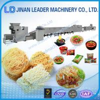 China Multi-functional wide output range Fried instant noodles production line wholesale
