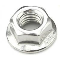China Practical AMSE Hex Head Nut , Convenient Unc Hex Nut With Plain Surface on sale