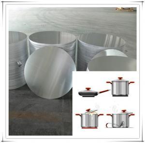 Custom Round Aluminum Disk with Alloy 1100 1050 3003 for Aluminium  Pots