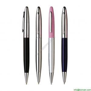 China metal ball pen,New Charming Metal Novelty Pens, Ballpoint Pens on sale