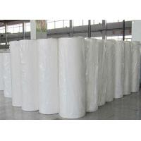Quality Industrial Polyester Filter Cloth Roll Air filtration Filter Media for sale