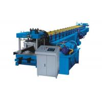 China High Efficiency 7.5KW Stud Roll Forming Machine With 25 M / Min Working Speed wholesale