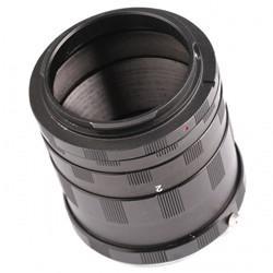 China Professional camera canon 100mm nikon Macro Extension Tubes  for canon wholesale