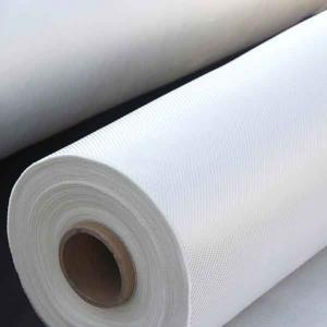 China Alkali Free 210g 7628 Plain Woven Fiberglass Clothes wholesale