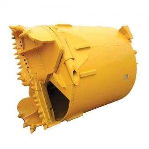 China Rock Bits Auger Bucket , Rock Drilling Equipment Heavy Duty Construction wholesale