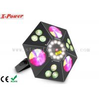 China 0.5W 5 in 1 RGBUV Effect Led Disco Lights For Home , LED Mushroom Lights wholesale