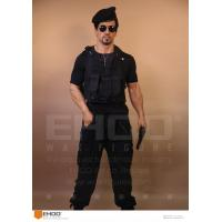 China Hollywood Custom Celebrity Wax Figures Life Like Stallone Wax Statue In Stock wholesale