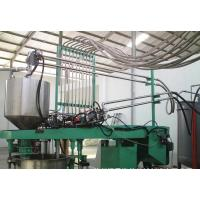 Continuous Foaming Flexible Foam Production Line Horizontal For Mattress / Pillow