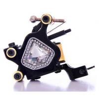 China High Grad Hand Made Tattoo Machine With Copper Wire Hand Carved Craft wholesale