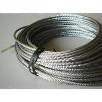 Buy cheap 301 stainless steel wire rope from wholesalers