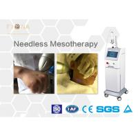 China No Surgery Needle Free Mesotherapy Equipment For Skin Dermis CE Certification on sale