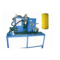 China Adjustable 1.5KW Air Filter Winding Machine for 70mm - 120mm Height Filter wholesale