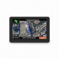 China 5 Inches CPND, GPS with GSM/GPRS Functions wholesale